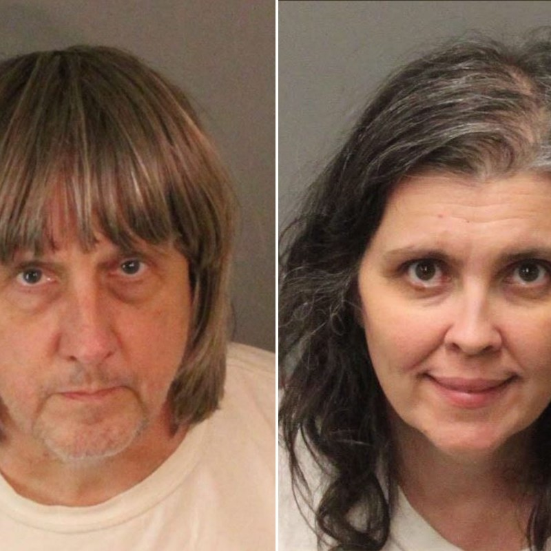 Будинок жахів: подружжю нелюдів з Каліфорнії загрожує довічне за жорстоке поводження з дітьми