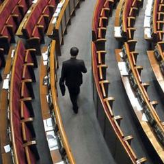 Закон по Донбасу «завис» у Раді як мінімум на 2 тижні