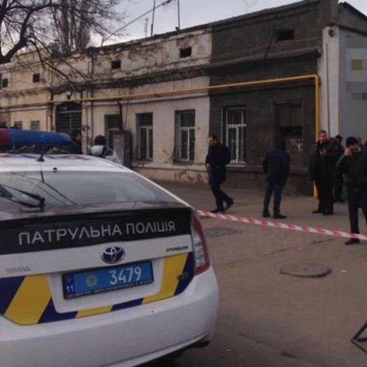 Опублікували відео із стріляниною в Одесі