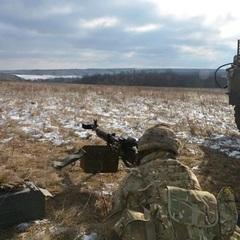 З початку доби бойовики 2 рази відкривали вогонь по українських позиціях - штаб