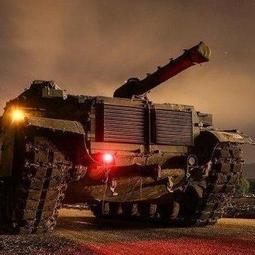 Туреччина ввела танки та спецназ на територію Сирії