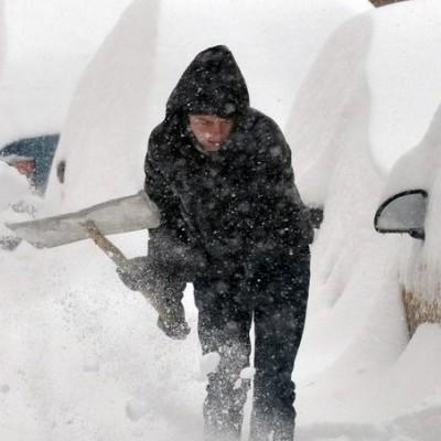 Найближчими днями Україну накриють снігопади та хуртовини - ДСНС