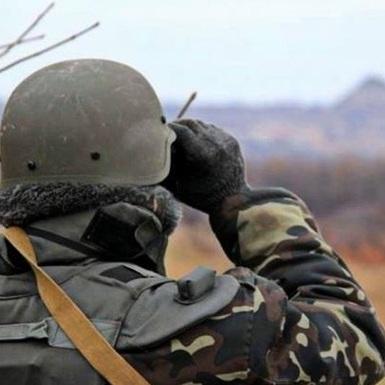 Напротязі дня бойовики дотримувалися режиму тиші - штаб