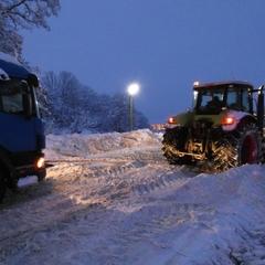 В Україні через негоду близько 170 населених пунктів залишаються без світла