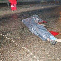 Аж взуття позлітало: у Києві водій на смерть збив людину