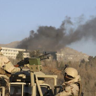 Внаслідок нападу в Кабулі загинули 9 українців, – МВС Афганістану
