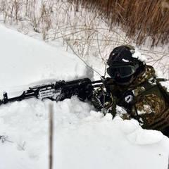 На Донеччині поліцейські провели масштабну спецоперацію