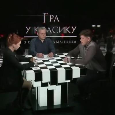 «Не можу перебувати у студії, де був віртуальний Портнов»: нардеп Вінник залишив прямий ефір каналу ZIK (відео)