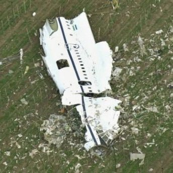 В Німеччині зіткнулися літак та вертоліт: є загиблі (фото)