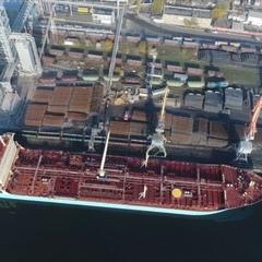Миколаївський порт перейшов під контроль Крючкова