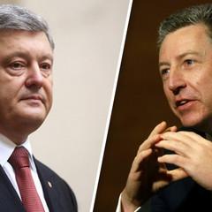 Порошенко та Волкер обговорили розміщення миротворчої місії ООН на Донбасі