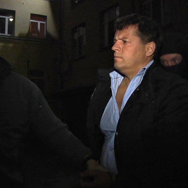 Московський суд розгляне продовження арешту Сущенка
