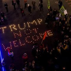 У Швейцарії пройшли протести проти візиту Трампа в Давос
