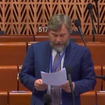 ПАРЄ врахувала в резолюції щодо України поправку Новинського