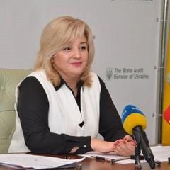 Голова Аудиторської служби Гаврилова прокоментувала кримінальне розслідування проти неї