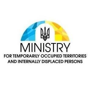 У Міністерстві з питань тимчасово окупованих територій хвалилися досягненнями