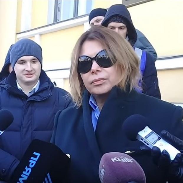Телеведуча Влащенко заявляє про погрози з боку депутата «Народного фронту» (відео)