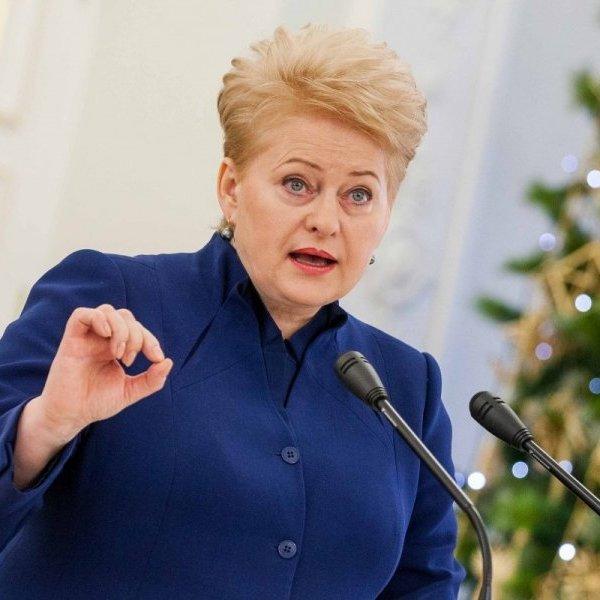 Грибаускайте: Україна у ЄС – цілком реально
