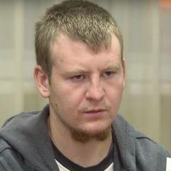 Полоненого на Луганщині російського військового Віктора Агеєва засудили до 10 років позбавлення волі