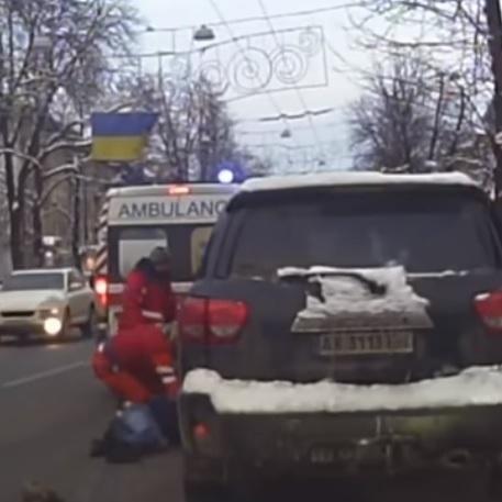 У Харкові імітували вбивство чиновника, аби впіймати замовницю – колишню тещу (відео)
