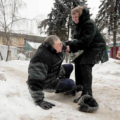 Синоптики попереджають про ожеледицю на дорогах Києва 27-28 січня