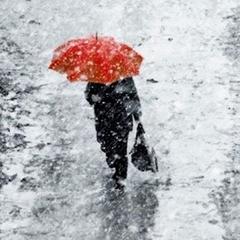 Потепління та мокрий сніг: синоптики дали прогноз на вихідні