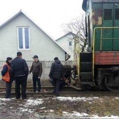 Локомотив наїхав на дитину на Львівщині