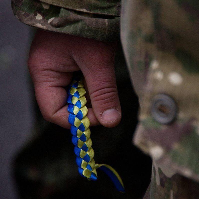В зоні АТО від кулі снайпера загинув український військовий