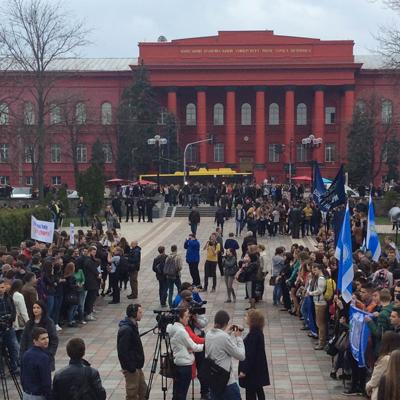 У Києві запрацювала нова програма для талановитих студентів