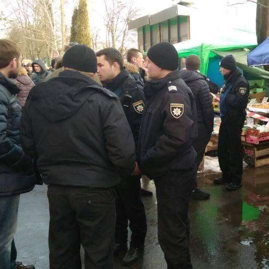 Стрілянина у Києві: очевидці розповіли подробиці