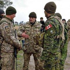Канада розширила військове тренування в Україні «до рівня батальйону»