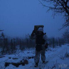 За минулу добу у результаті дій противника жоден український захисник не постраждав - штаб