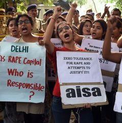 В Індії зґвалтували восьмимісячне немовля
