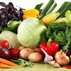 Колір овочів та фруктів свідчить про їх вітамінний склад