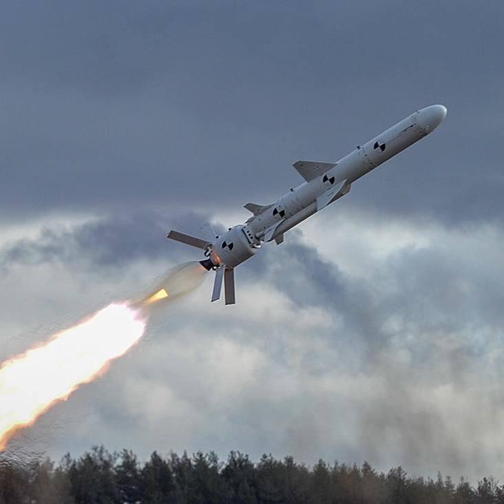 В Україні випробували високоточну крилату ракету власного виробництва