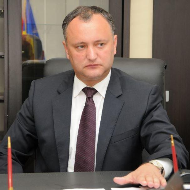 Додон: Молдова зникне, якщо вступить в ЄС