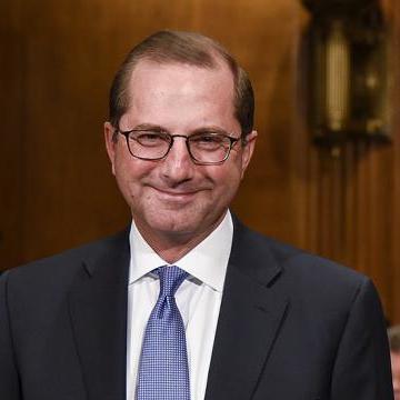 Міністр охорони здоров'я США зізнався, що має українське коріння