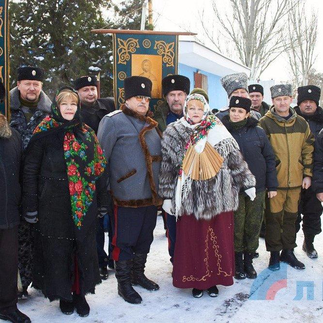 40 бойовиків ЛНР отримали від церкви право на вбивство