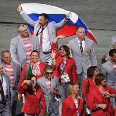 Білорусам заборонили демонструвати на Паралімпіаді прапор Росії