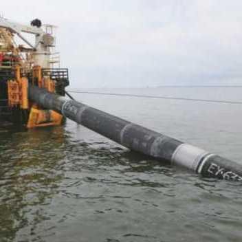 Німеччина дозволила будувати «Північний потік-2» в її водах