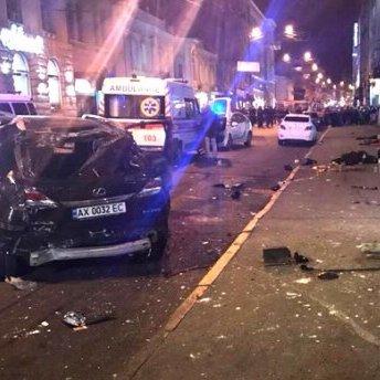 Смертельне ДТП у Харкові: поліція завершила розслідування