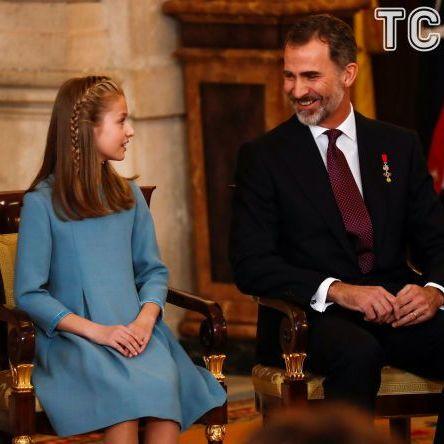 Стало відомо, хто став спадкоємицею іспанського престолу (фото)