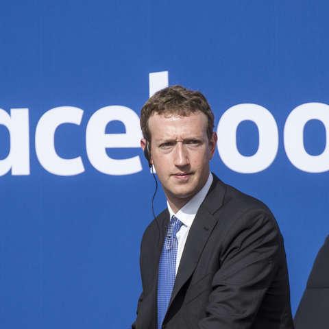 Люди стали проводити менше часу у Facebook, - Цукерберг