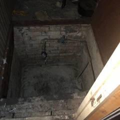 Киянин вбив чоловіка, а потім замурував тіло у бетон