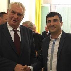 Президент Чехії підтримує тісний контакт із борцями за автономію русинів – ЗМІ