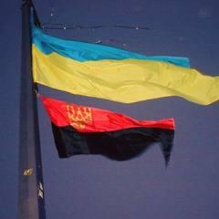 У Тернополі під час урочистостей поруч з Державним прапором майорітиме червоно-чорний