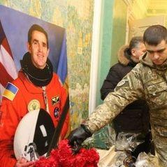 У Києві прощаються з Леонідом Каденюком