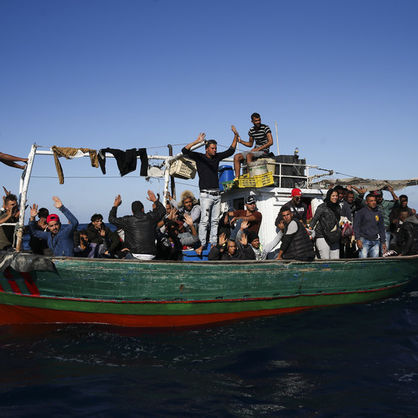 У Середземному морі потонули 90 мігрантів