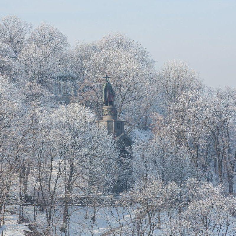 З початку наступного тижня температура по Україні опуститься до -10°