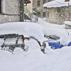 Іспанію накрило снігом: попередження про негоду отримали 33 провінції